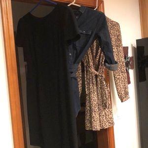 Various Dresses Loft and Liz Claiborne